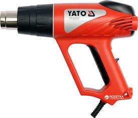 Акция на Строительный фен YATO YT-82292 от Rozetka