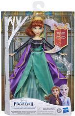 Акция на Кукла Hasbro Frz Последняя песня Холодное Сердце-2 Musical Adventure Anna (E9717_E8881) от Stylus