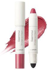 Акция на Карандаш-помада для губ The Saem Saemmul Smudge Lip Crayon RD01 2.5 г (8806164135488) от Rozetka