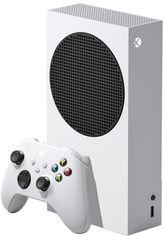 Акция на Microsoft Xbox Series S 512GB White от Y.UA