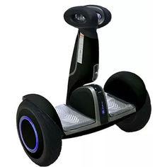 Акция на Мини сигвей Ninebot PLUS (MiniRobot 54V) Черный от Allo UA