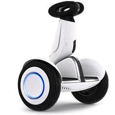 Акция на Мини сигвей iBot PLUS (MiniRobot 54V) Белый от Allo UA