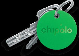 Акция на Поисковая система CHIPOLO CLASSIC GREEN (CH-M45S-GN-R) от MOYO