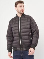Акция на Куртка Geographical Norway APRIDOR MEN 001 WR002H/GN M Black (3543115200271) от Rozetka