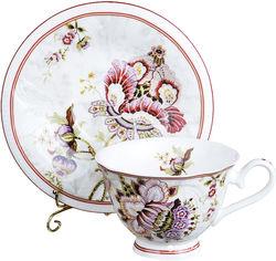 Акция на Чайный набор Lefard 586 Примавера из 12 предметов (586-114) от Rozetka