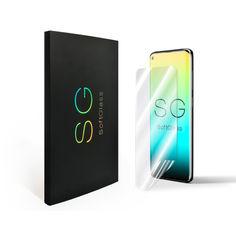 Акция на Мягкое стекло SoftGlass для Xiaomi Mi Note 10 Lite Экран от Allo UA