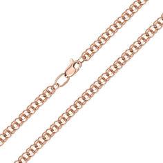 Акция на Золотой браслет Деннис 000125993 19.5 размера от Zlato