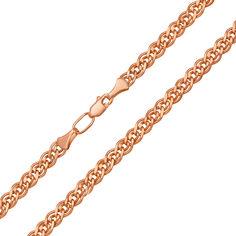 Акция на Цепочка из красного золота, 4мм 000126118 60 размера от Zlato