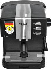 Акция на Кофеварка эспрессо VEGAS VCM-9070B от Rozetka