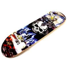 """Акция на Скейт """"Skull"""" от Allo UA"""