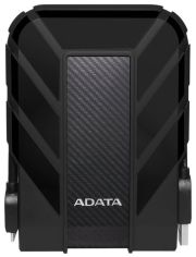 "Акция на Жесткий диск ADATA 2.5"" USB 3.1 HD710P 2TB Durable Black (AHD710P-2TU31-CBK) от MOYO"
