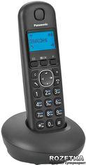 Акция на Panasonic KX-TGB210UAB Black от Rozetka
