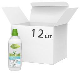 Акция на Упаковка экологического кондиционера - ополаскивателя A-sens Eco для тканей 1 л х 12 шт (4820167004811) от Rozetka