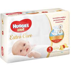 Акция на Подгузники детские Huggies Elite Soft 1, (3-5кг), 28 шт (5029053550305) от Allo UA