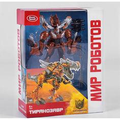 Акция на Робот Трансформер 8159 Тиранозавр Play Smart в коробке от Allo UA