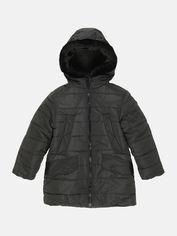 Акция на Зимняя куртка Одягайко 20310 104 см Черная (2000000180458) от Rozetka