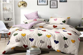 Акция на Комплект постельного белья MirSon Бязь 17-0324 Pine 160x220 (2200002463515) от Rozetka