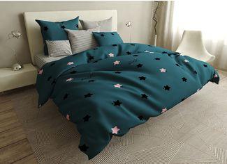 Акция на Комплект постельного белья MirSon Бязь 17-0325 Poplar (2200002463645) от Rozetka
