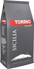 Акция на Кофе в зернах TorinoSicilia 1 кг (4820112230258) от Rozetka
