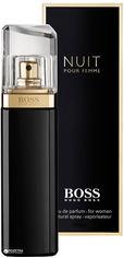 Акция на Парфюмированная вода для женщин Hugo Boss Boss Nuit Femme 30 мл (7370525499102/737052549910) от Rozetka