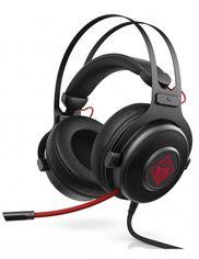Акция на Игроваягарнитура НР Omen Gaming Headset 800 (1KF76AA) от MOYO