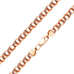 Акция на Золотой браслет Аланис в комбинированном цвете 000113450 19.5 размера от Zlato