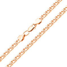 Акция на Цепочка из красного золота 000106167 55 размера от Zlato