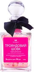 Акция на Пудра для ванны Apothecary Skin Desserts Розовый шелк 300 г (4820000611121) от Rozetka