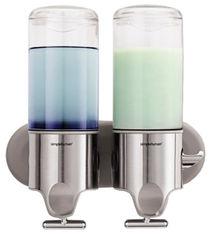 Акция на Дозатор для жидкого мыла SIMPLEHUMAN BT 1028 от Rozetka
