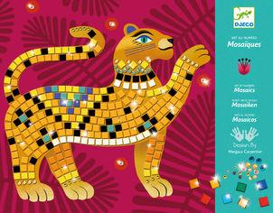 Акция на Набор для творчества Djeco мозаика Глубоко в джунглях (3070900094222) от Rozetka