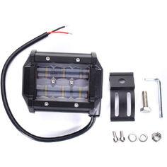 Акция на Светодиодная LED фара Allpin 18 Вт 6D (8851D618) от Allo UA
