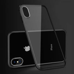 Акция на Бампер от Luphie для iPhone X/Xs (5555-black-i10s) от Allo UA