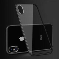 Акция на Бампер от Luphie для iPhone Xs Max (5555-black-ixsmax) от Allo UA