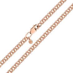 Акция на Браслет из красного золота 000141624 19 размера от Zlato