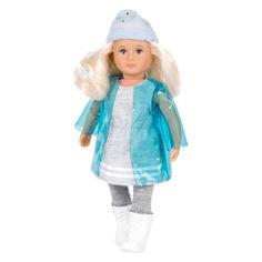 Акция на Мини-кукла с мягким телом Скарлетт Lori 15 см (LO31061Z) от Allo UA