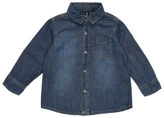 Акция на Рубашка джинсовая Idexe' 9M Синяя (969705010060A) от Rozetka