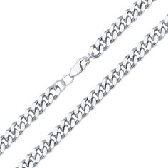 Акция на Серебряный браслет в панцирном плетении, 3,5 мм 000118127 22 размера от Zlato
