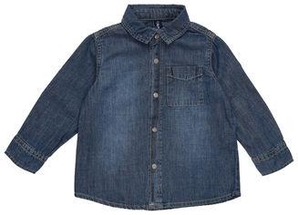Акция на Рубашка джинсовая Idexe' 12M Синяя (969705010060A) от Rozetka