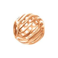 Акция на Подвеска-шарм из красного золота 000139891 от Zlato