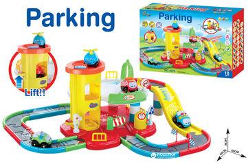 Трек Magic Tracks Паркинг (4073) от Rozetka