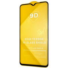 Акция на Защитное стекло DK Full Glue 9D для OnePlus 7T (09440) (black) от Allo UA