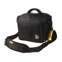 Акция на Чехол-Сумка Nikon D фото сумка чехол никон + дождевик черная ( IBF001B ) от Allo UA