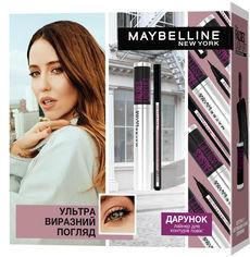 Акция на Подарочный набор Maybelline New York The Falsies Lash Lift Ultra Black (5902503384173) от Rozetka