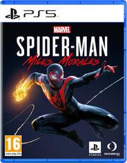 Акция на Marvel Spider-Man: Miles Morales для PS5 (Blu-ray, Rus) от Stylus