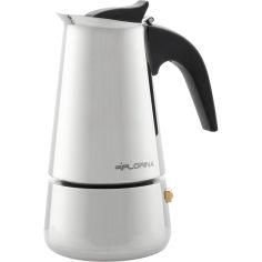 Акция на Гейзерная кофеварка Florina Lungo 300 мл (5K7138) от Foxtrot
