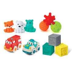 Акция на Набор для купания Infantino Номер один (315072I) от Будинок іграшок