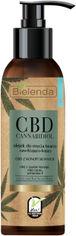 Акция на Масло гидрофильное Bielenda CBD Cannabidiol для сухой и чувствительной кожи 140 мл (5902169036164) от Rozetka