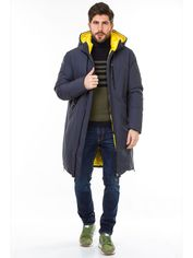 Акция на Куртка Remix 20AW873 3XL Серо-желтая (2950006569040) от Rozetka