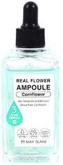 Акция на Ампульная сыворотка с лепестками василька May Island Real Flower Ampoule Cornflower 100 мл (8809515400501) от Rozetka