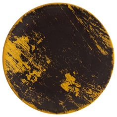 Акция на Тарелка обеденная 26 см Monaco Ipec 30907107 золото от Podushka